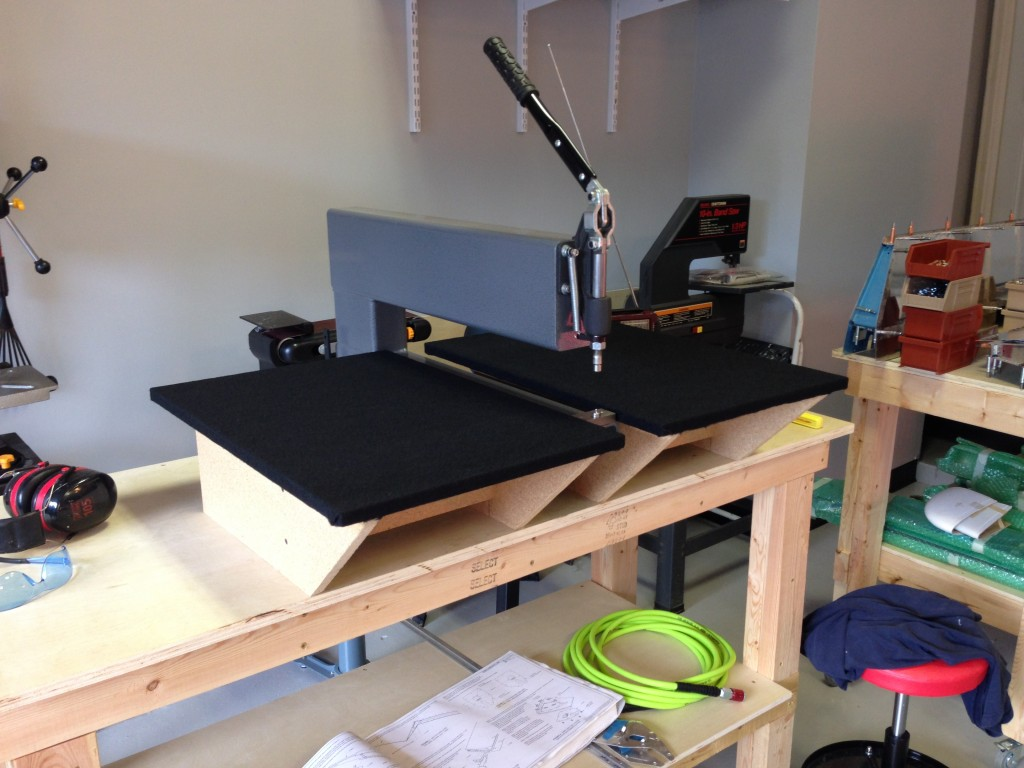 Work Benches   Tim and Laura's RV-10